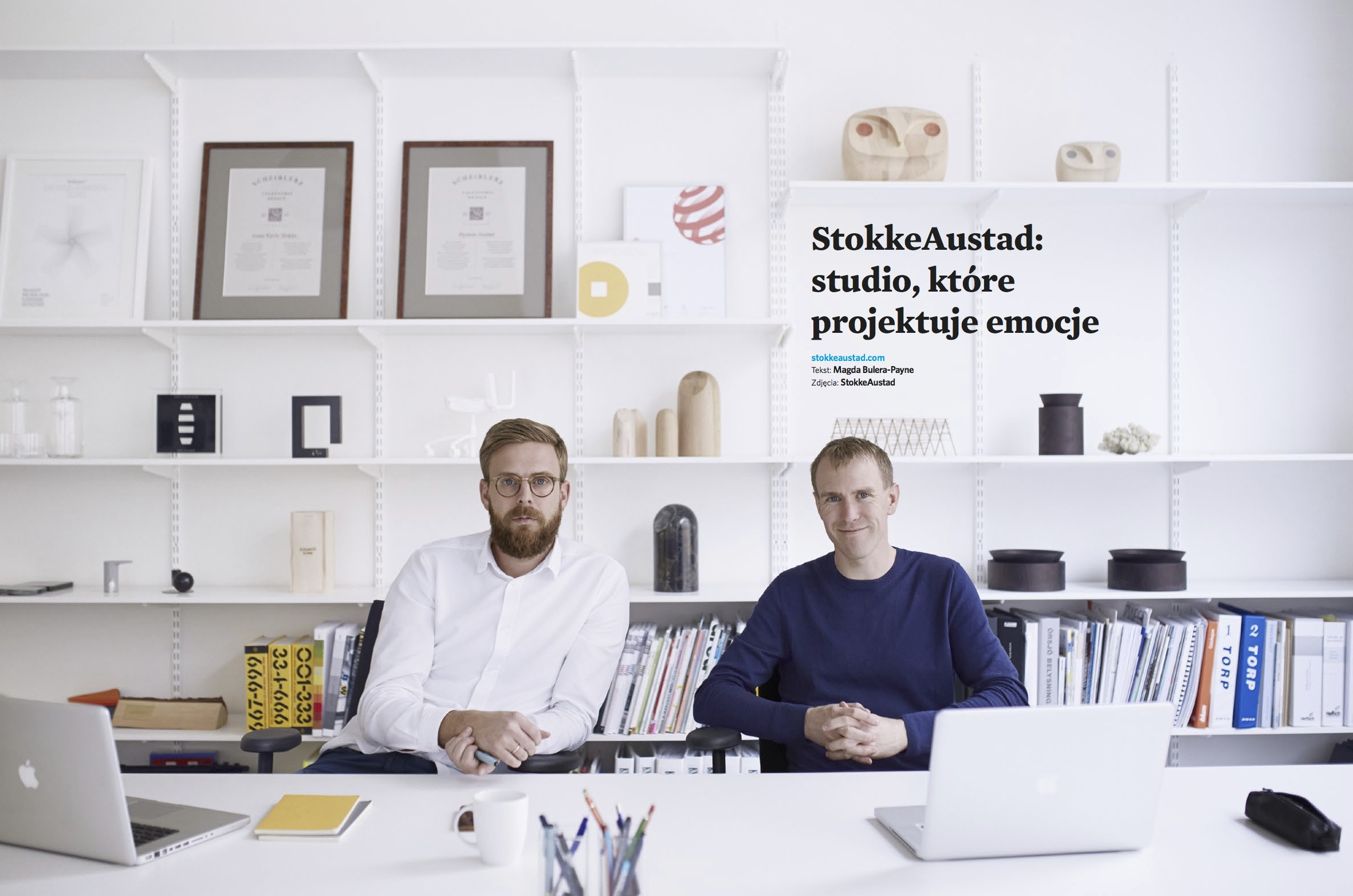 StokkeAustad, the studio which designs emotions