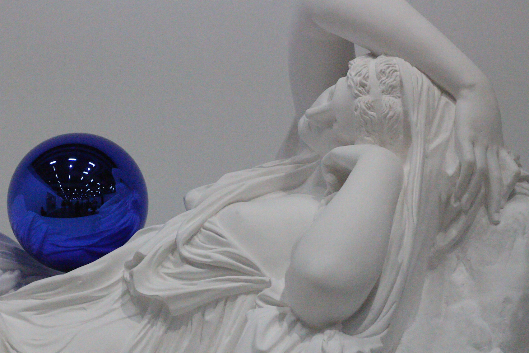 Gazing at Koons