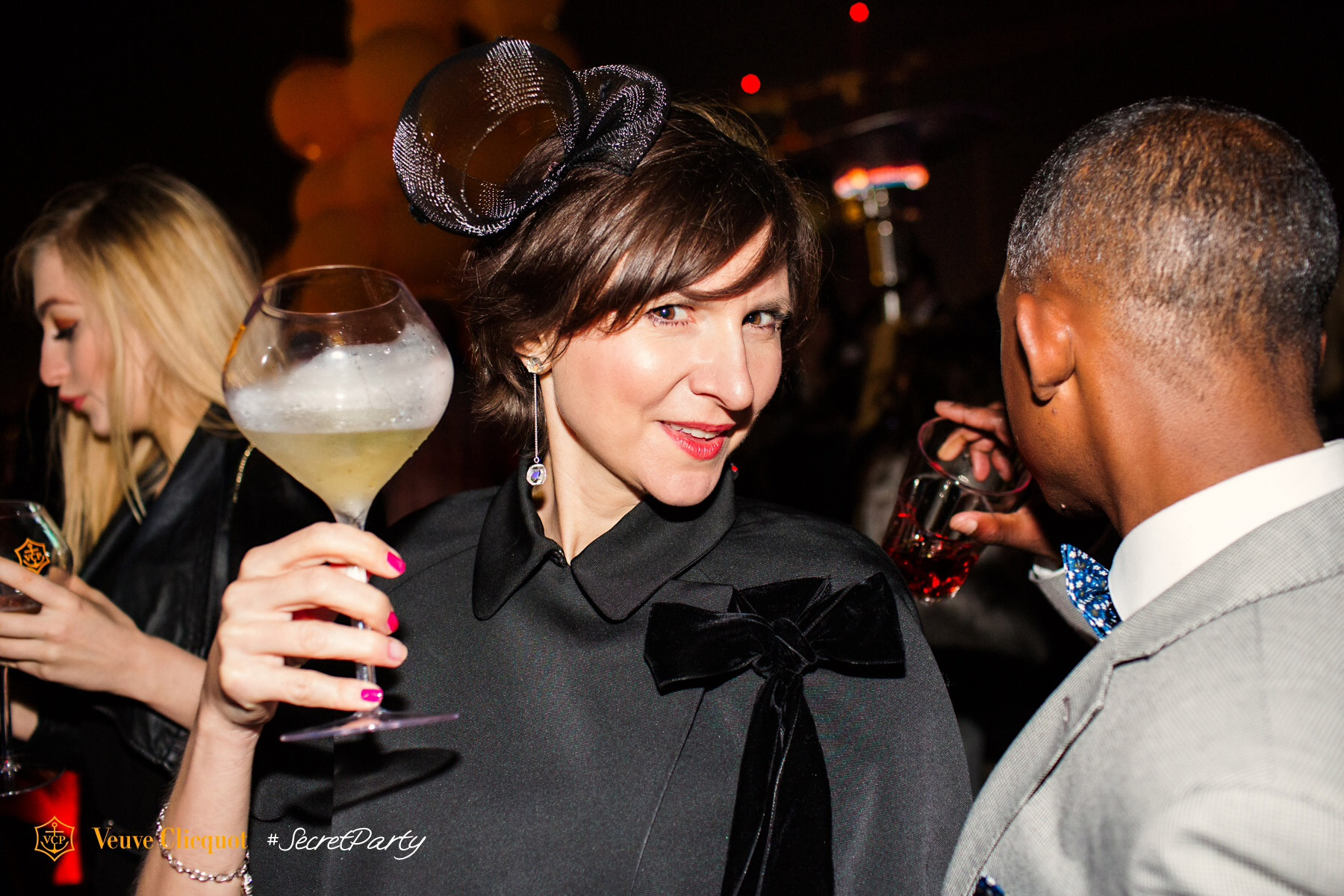 Veuve Clicquot Secret Party