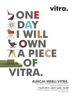 One day you will own a piece of vitra. That day may be closer than you think…